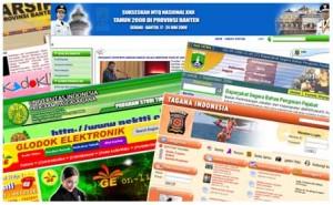 web desain telematika banten