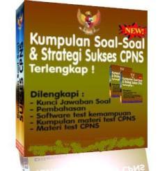 Soal Soal CPNS 2011