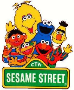 SESAME STREET FRIENDS