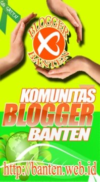 KOMUNITAS BLOGGER BANTEN