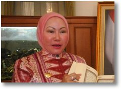 Atut Catut Dana Hibah Banten