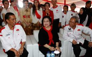 GANTI-Megawati Gerakan Nelayan Tani Indonesia